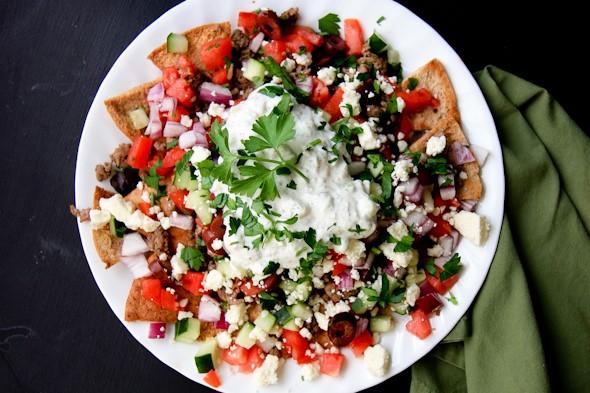 gyro-nachos