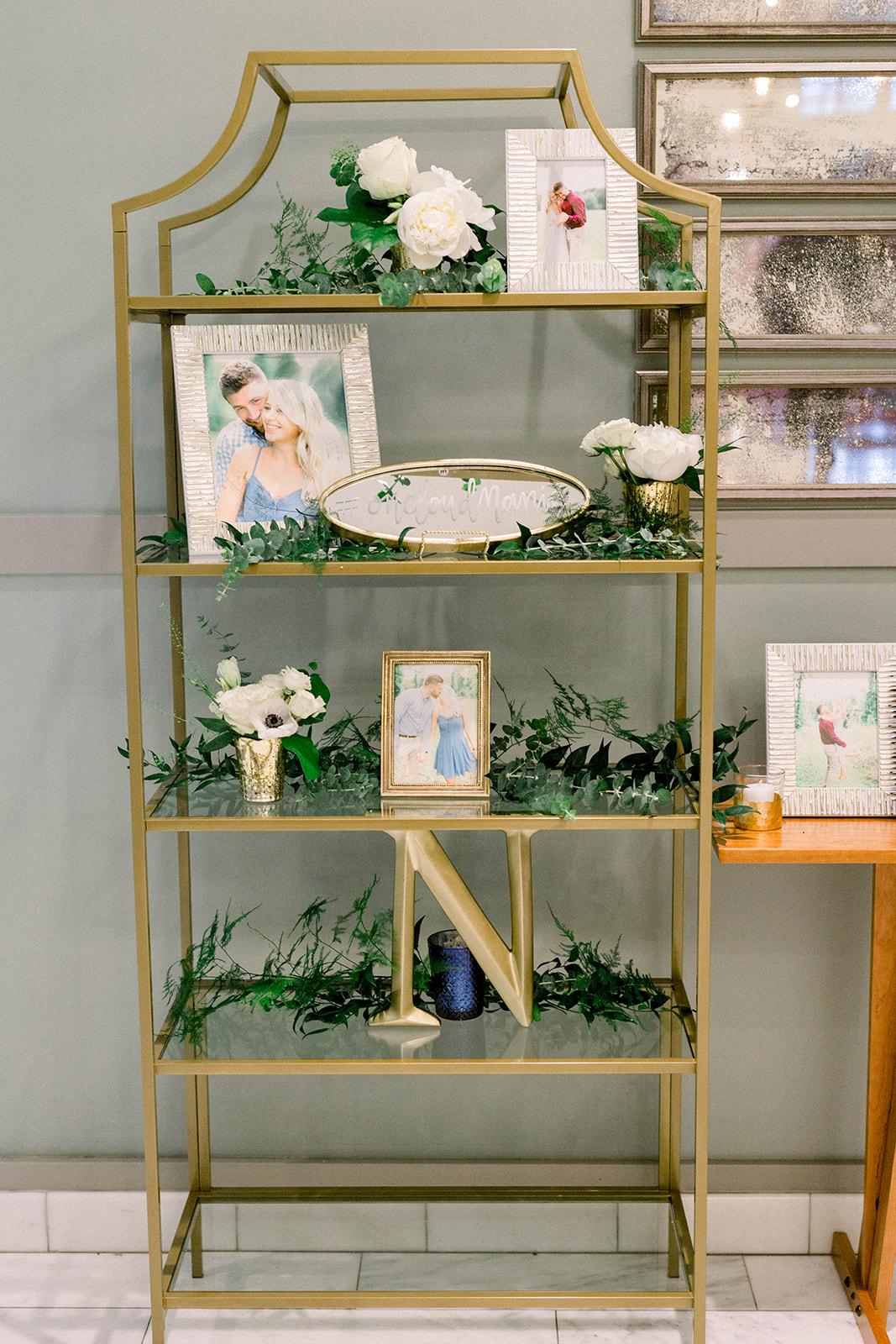 Modern Wedding Reception Decor Ideas by JPC Event Group