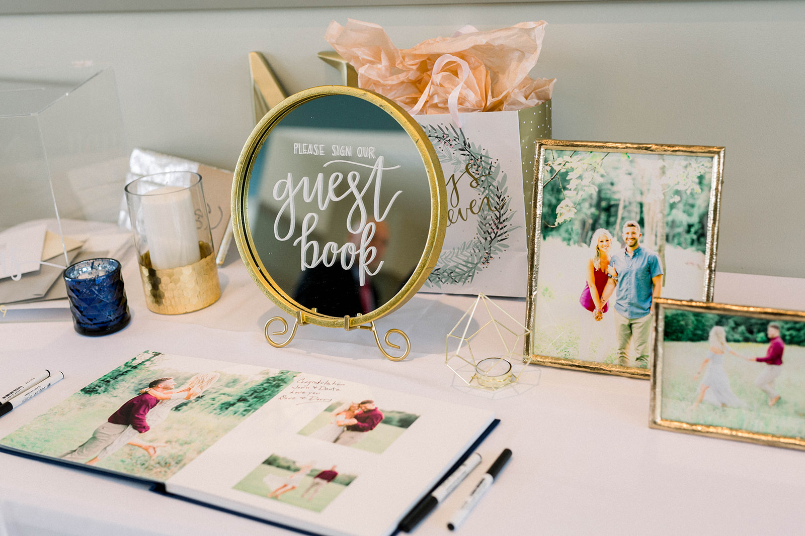 Wedding Guest Book Table Sign