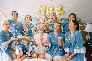 Bridal Party Photos by Abbie Tyler Photography featured on JPC Event Group